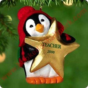2000 Gold Star Teacher