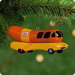 2001 Oscar Mayer Wienermobile - Magic!
