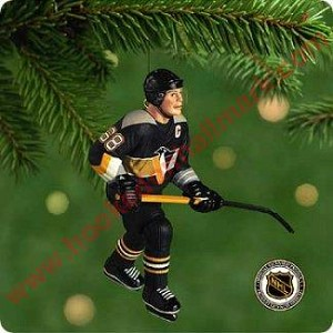 2001 Hockey Greats #5 - Jaromir Jagr - DB