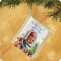 2002 Babys First Christmas Memory Book