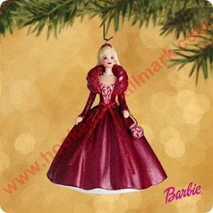 2002 Celebration Barbie #3 - SDB