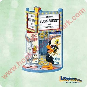 2003 Bugs Bunny and Daffy Duck