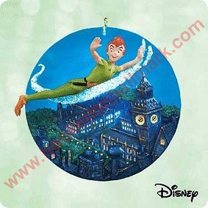 2003 Flying Over London - Peter Pan