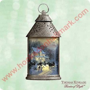 2003 Home for the Holidays - Thomas Kinkade