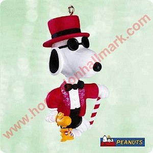 2003 Spotlight on Snoopy #6 - Joe Cool