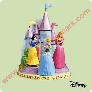 2004 Three Beautiful Princesses