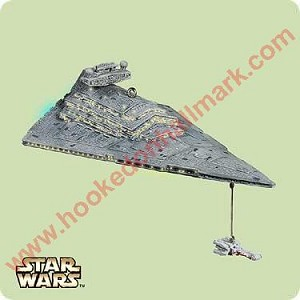 2004 Star Destroyer, Star Wars - DB