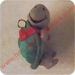 1991 Courier Turtle - Miniature
