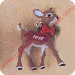 1991 Friendly Fawn - Miniature