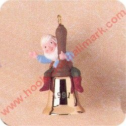 1991 Ring a Ding Elf - Miniature