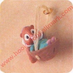 1991 Woodland Babies #1 - Miniature