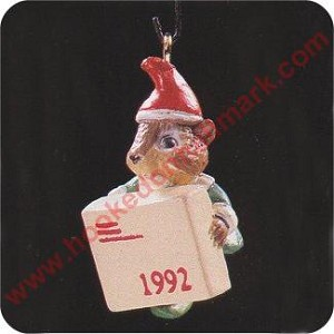 1992 Chipmunk Parcel Service, Club - Miniature