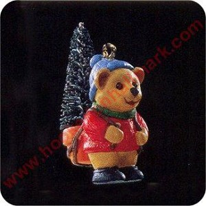 1994 Beary Perfect Tree - Miniature