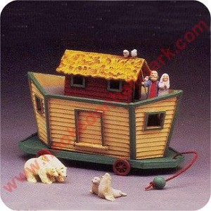 1994 Noahs Ark - Miniature Set