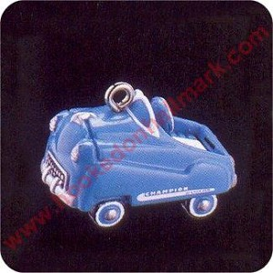1995 Mini Kiddie Car Classics #1 - Miniature