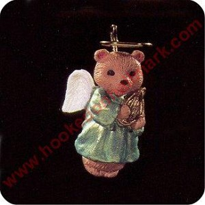 1995 Natures Angels #6 - Miniature