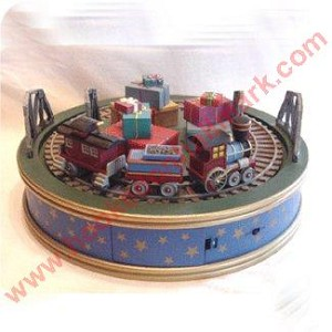 1993 Holiday Express tree base - Magic - DB