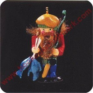 1996 Nutcracker Guild #3 - Miniature