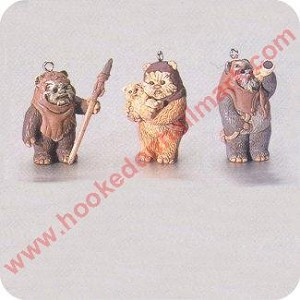 1998 Ewoks, Star Wars - Miniature