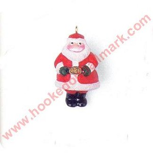1998 Holly Jolly Jig - Miniature