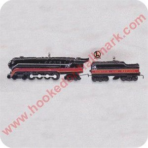 1999 Lionel Norfolk and Western #1 - Miniature