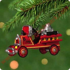 2001 Mini Kiddie Car Classics #7 - Miniature