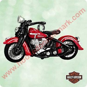 2003 Mini Harley Davidson #5 - Miniature