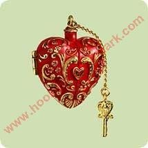 2004 Charming Hearts #2 - Miniature