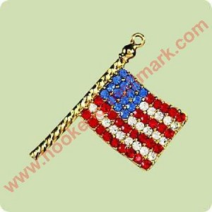 2004 Star Spangled Banner - Miniature