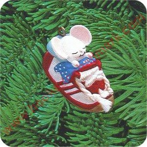 1988 Sneaker Mouse - MINIATURE