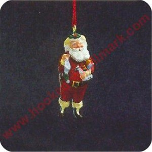 1988 Jolly St. Nick - MINIATURE