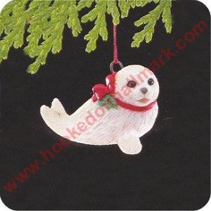 1989 Merry Seal - MINIATURE