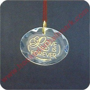 1988 Love Is Forever - MINIATURE