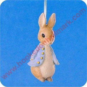 1996 Beatrix Potter #1 - Peter Rabbit