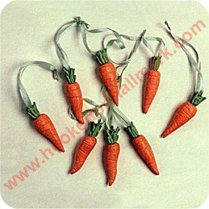 Carrot Trimmers - set of 8 - Hard to find !