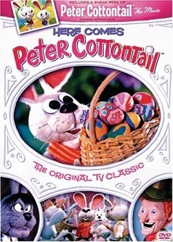 Here Comes Peter Cottontail - DVD