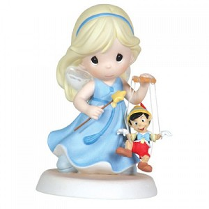 Your Love Brings Out The Good In Me - Disney Precious Moments Figurine