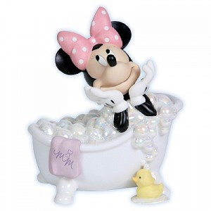Wash Away Your Troubles - Precious Moments Figurine