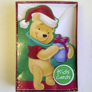 Kids Cards - Winnie the Pooh