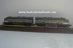 Lionel 2333 New York Central F3A-A Diesel Locomotive - Great American Railways
