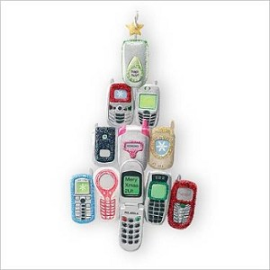 2007 Cell-ebrate - Cell Phone Tree