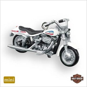 2007 Mini Harley Davidson #9 - Miniature