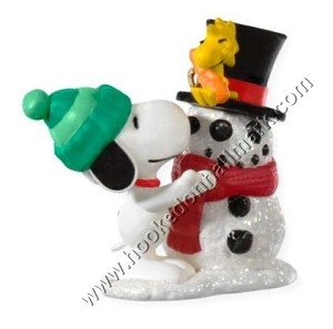 2008 Winter Fun With Snoopy #11 - Miniature
