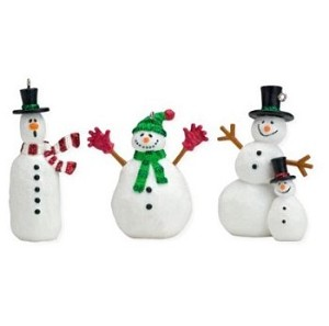 2008 Friendly Snowmen - Miniature Set/3