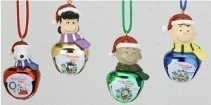 2015 Peanuts Jingle Buddies - Set/4 -  by Roman