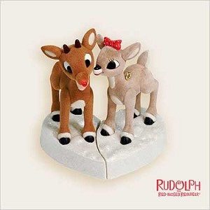 2006 Rudolph and Clarice - RARE