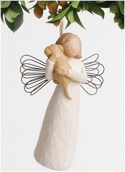 Willow Tree ANGEL OF FRIENDSHIP - Ornament