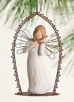 Willow Tree THINKING OF YOU - Trellis Ornament