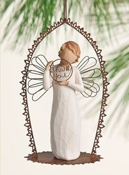 Willow Tree JUST FOR YOU - Trellis Ornament