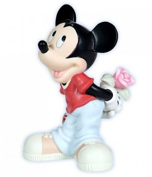 Will You Be Mine, Mickey Mouse - Disney Precious Moments